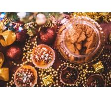 Kurz: Vánoční speciál raw/vegan cukroví