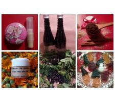 Kurz: Výroba vánoční přírodní kosmetiky