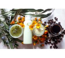Kurz: Výroba přírodní kosmetiky