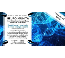 Neuroimunita: Souvislosti psychiky, imunity a alergie