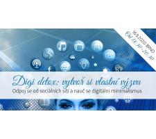 DIGI Detox: 11 denní výzva - odpoj se od sociálních sítí