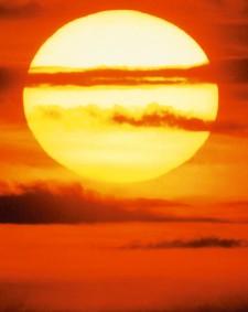 Sluneční záření a vitamín D