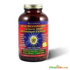 Extrémně účinný antioxidační přípravek: Acai Resveratrol