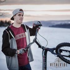 Rozhovor: Vašek Kolář, mistr světa v biketrialu, ambasador Vitalvibe
