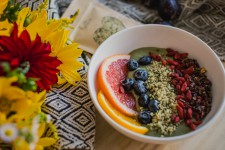 Healthy Breakfast: Detox Breakfast Superfood Porridge