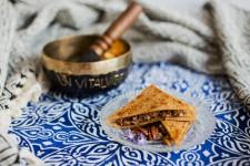 Famous Desserts: Raw Pecan Baklava
