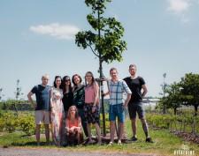 Návštěva léčivé zahrady v Brodku u Konice