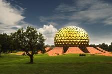 Auroville – komunitní město budoucnosti