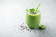 Snídaňové green Smoothie s Collagen Builderem