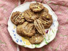 Cizrnové sušenky se skořicí