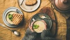Podzimní polévky, které vás zahřejí