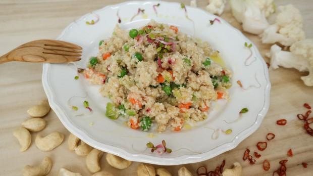 Pikantní květáková rýže