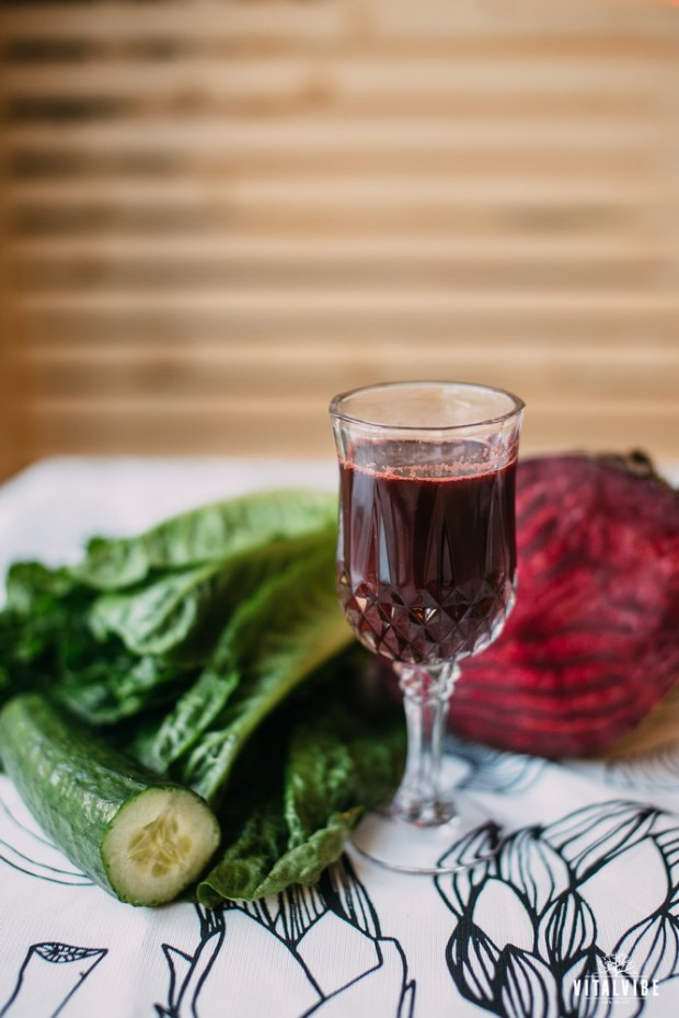 Juice for super blood according to Mimi Kirk