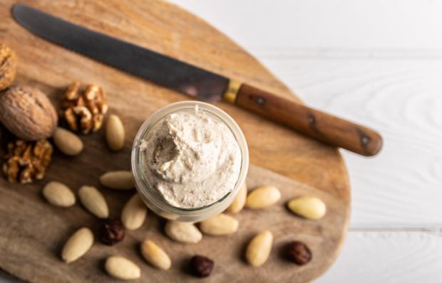 Ořechové máslo